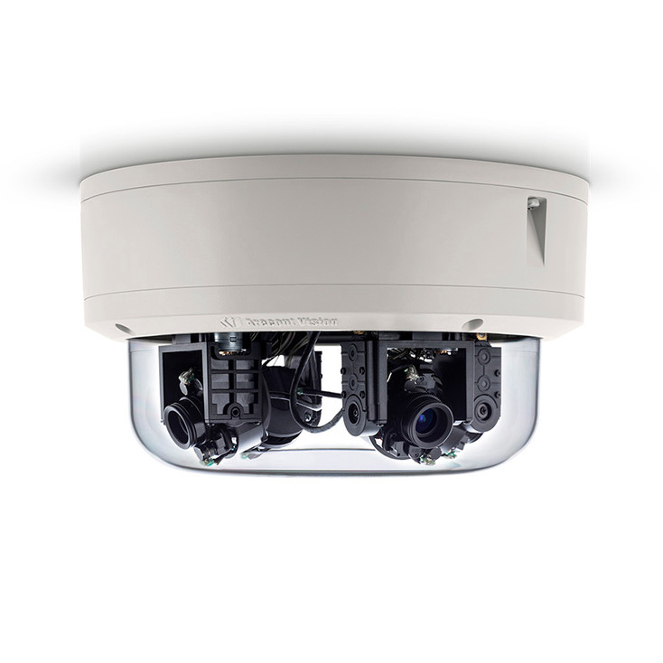 Arecont Vision AV12375RS 4x 3MP Outdoor Dome IP Security Camera