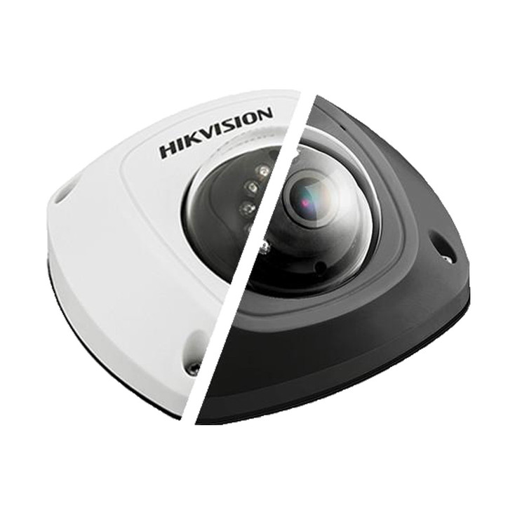 Hikvision DS-2CD2542FWD-ISB-6MM 4MP IR Outdoor Mini Dome IP Security Camera