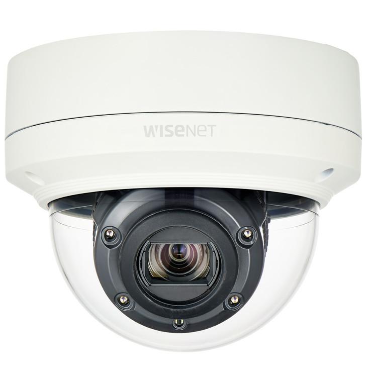 Samsung XNV-6120R 2MP IR H.265 Outdoor Dome IP Security Camera