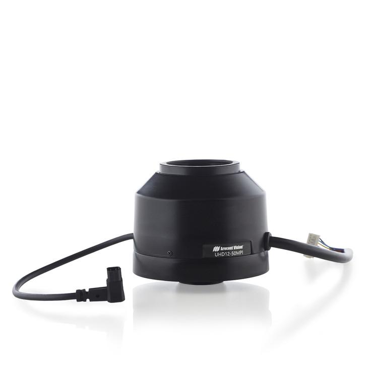 Arecont Vision UHD12-50MPI Ultra HD Megapixel 12~50mm Motorized CS Mount CCTV Lens