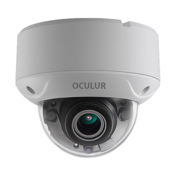 Oculur C5DV 5MP EXIR Outdoor Dome HD-TVI Security Camera