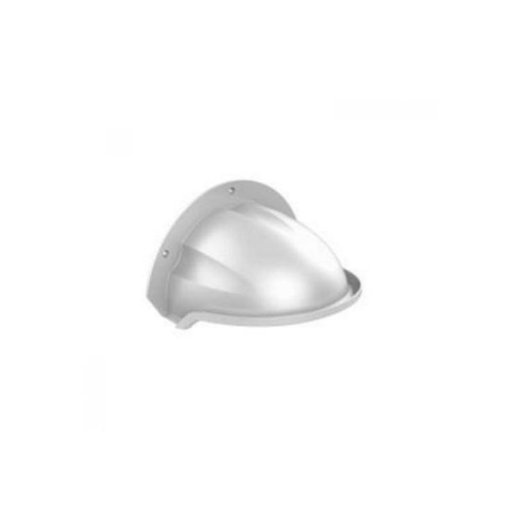 Hikvision SRS Universal Sun/Rain Shade - Anticorrosive Wall Mounting Bracket