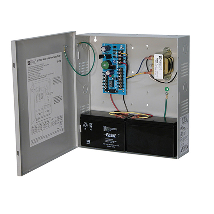 Altronix AL175ULX Power Supply/Charger for Access Control