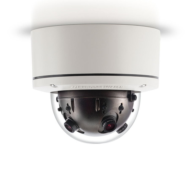 Arecont Vision AV20565DN 4x 5MP Indoor/Outdoor Multi-Sensor Panoramic Dome IP Security Camera
