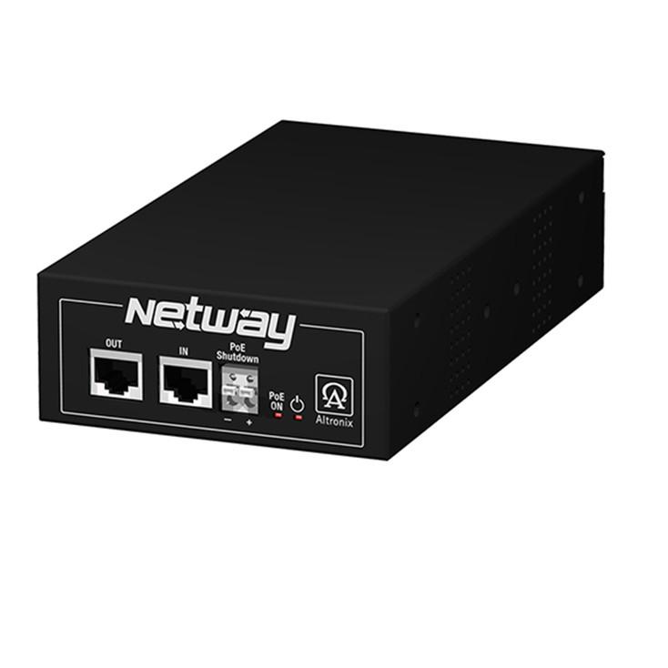 Altronix NETWAY1EV Single Port PoE Injector