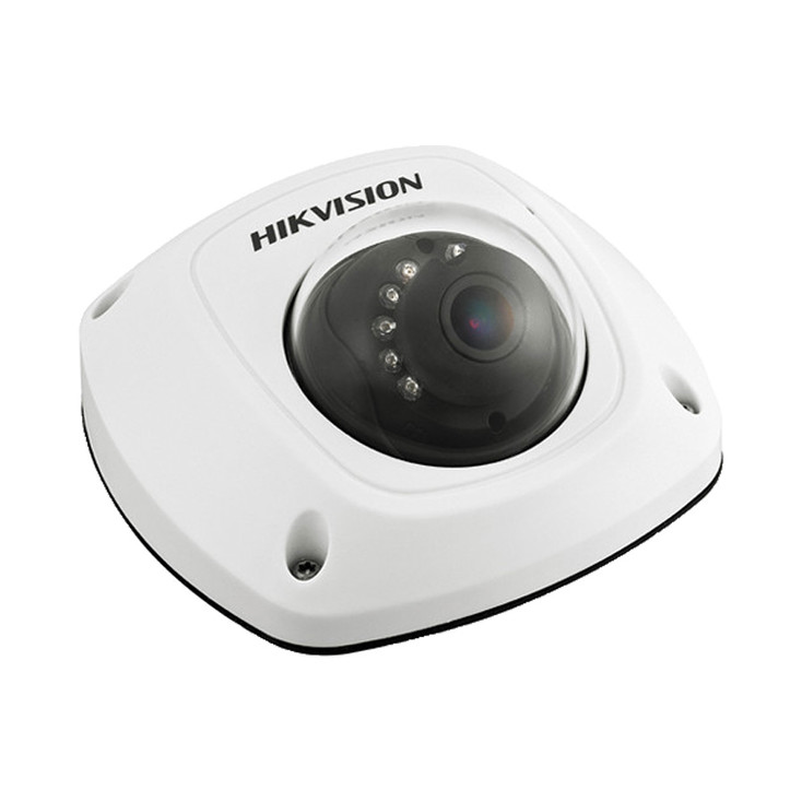 Hikvision DS-2CD2552F-IS-4MM 5MP IR Outdoor Mini Dome IP Security Camera
