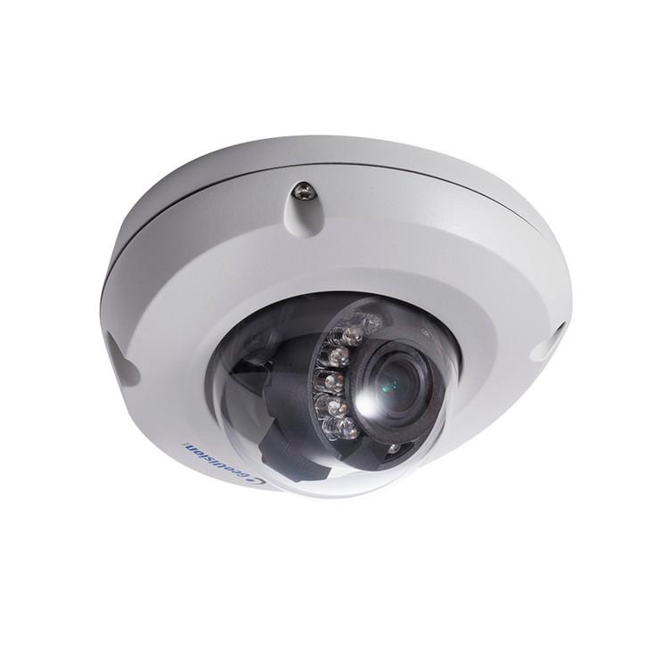 GeoVision GV-EDR2700-0F 2MP IR H.265 Outdoor Mini Dome IP Security Camera