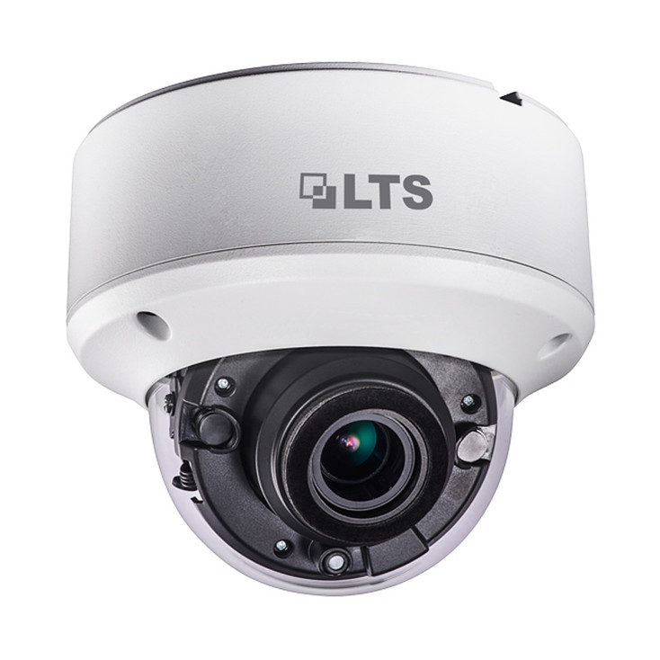 LTS CMHD3553DN-Z 5MP Motorized VF Outdoor Dome HD-TVI Security Camera