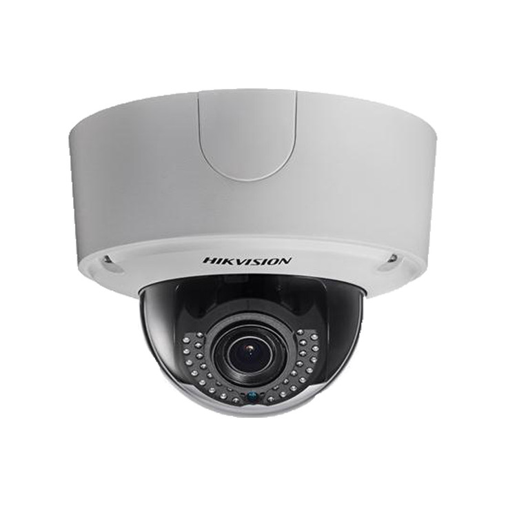Hikvision DS-2CD4526FWD-IZH 2MP Outdoor Dome IP Security Camera - Motorized Lens, Built-in Heater