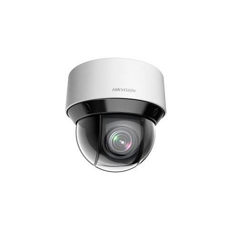 Hikvision DS-2DE4A204IW-DE 2MP IR Indoor/Outdoor PTZ Dome IP Security Camera - 4x Optical Zoom, Darkfighter