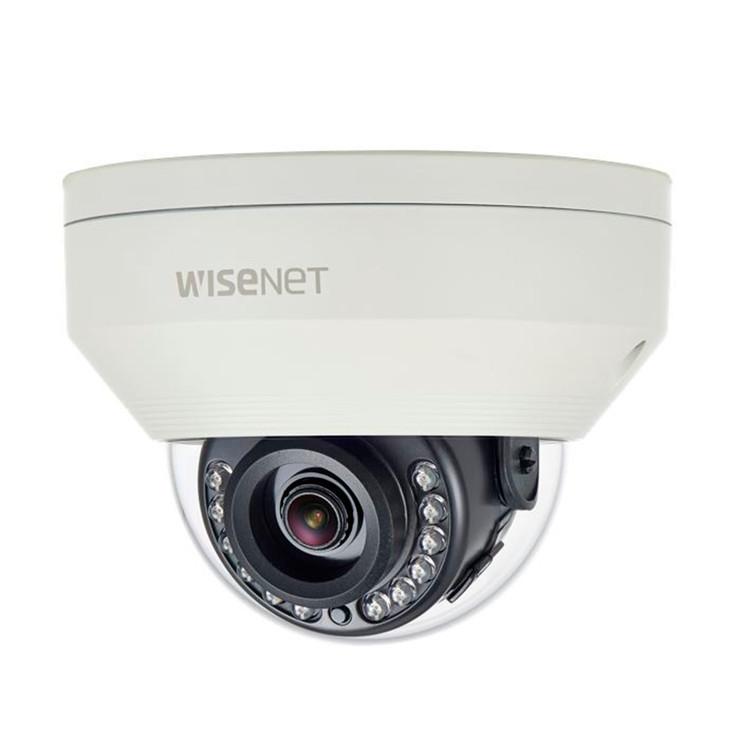 Samsung HCV-7010R 4MP IR Outdoor Dome CCTV Analog Security Camera