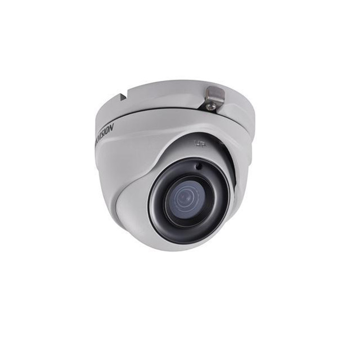 Hikvision DS-2CE56F7T-ITM 2.8MM 3MP IR Outdoor Turret CCTV Analog Security Camera