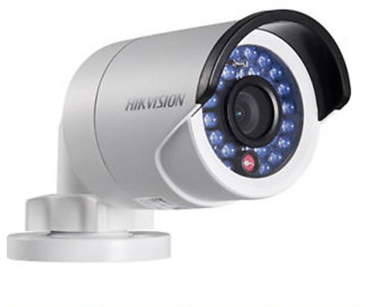Hikvision DS-2CD2022WD-I 6MM 2MP IR Outdoor Bullet IP Security Camera