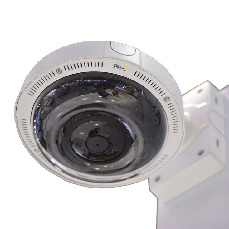 AXIS P3717-PLE 8MP 4K IR Multi-sensor Dome IP Security Camera 01504-001