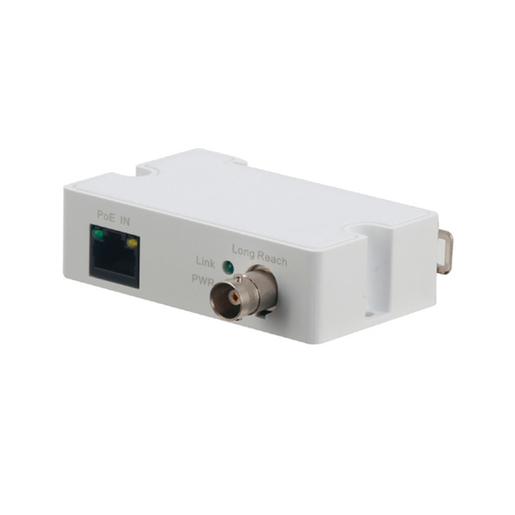 Dahua LR1002-1EC Single-port EoC Receiver (Ethernet over Coax Extender)