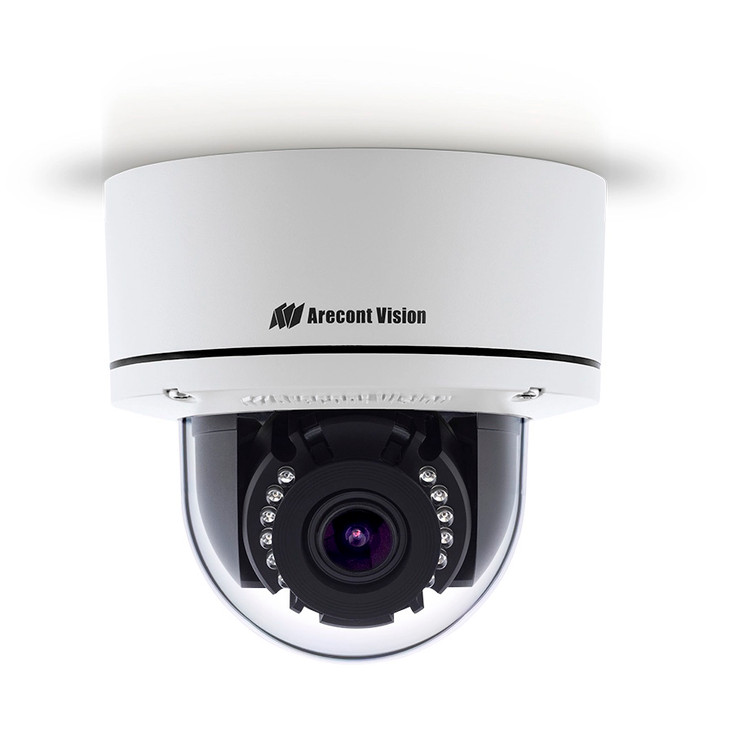 Arecont Vision AV02CLD-100 2MP IR H.265 Outdoor Dome IP Security Camera