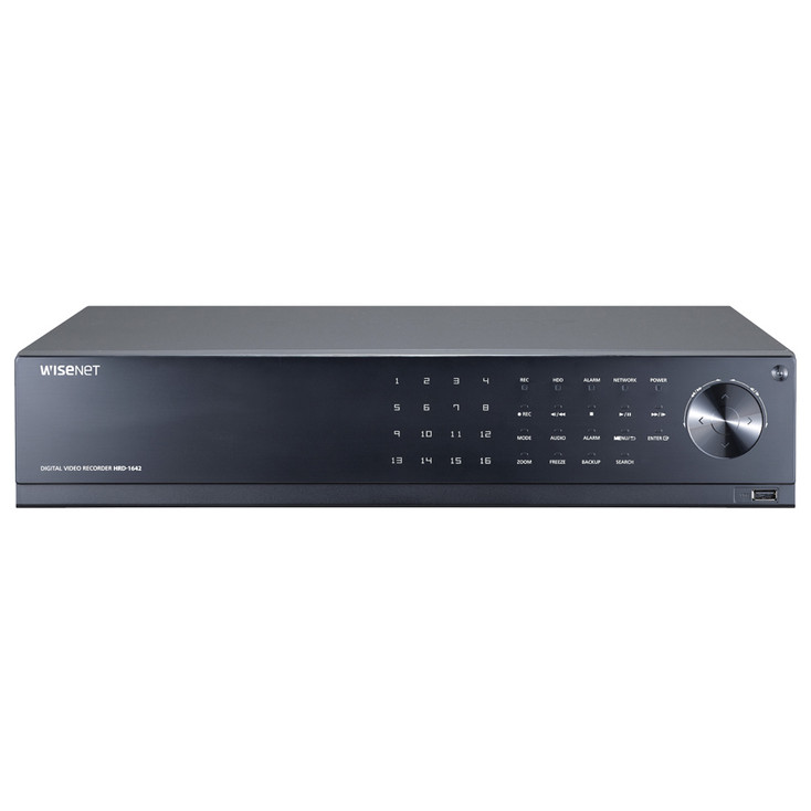 Samsung HRD-1642-12TB 16 Channel Digital Video Recorder - 12TB HDD included