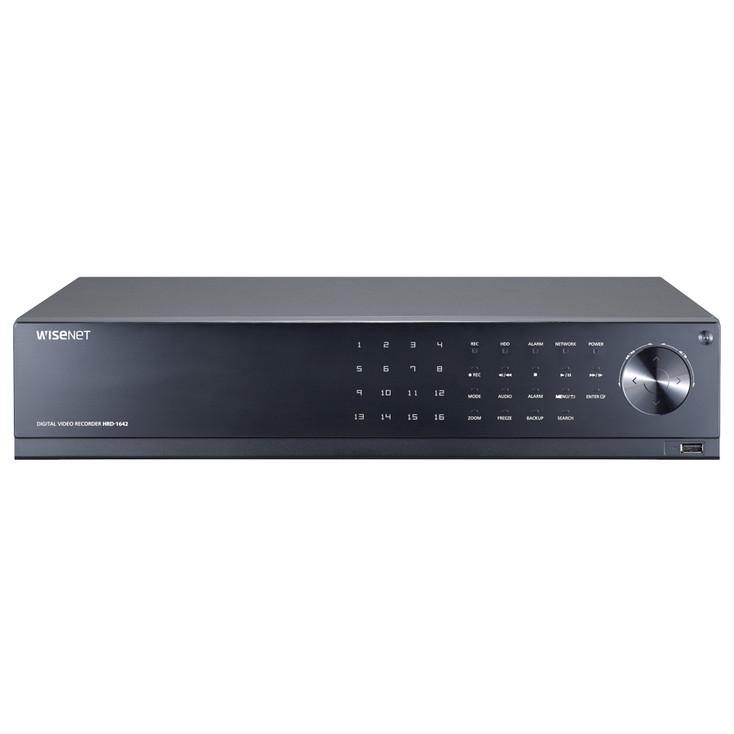 Samsung HRD-1642-12TB 16 Channel Digital Video Recorder - 12TB HDD included