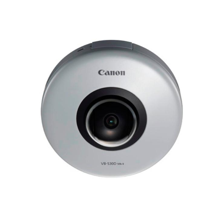 AXIS 2545C001 2.1MP Indoor PTZ IP Security Camera Canon VB-S30D Mk II