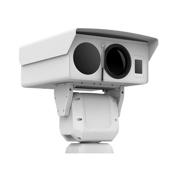 Hikvision DS-2TD8166180ZE2F 640 x 512 Thermal/Optical Bi-spectrum PTZ IP Security Camera