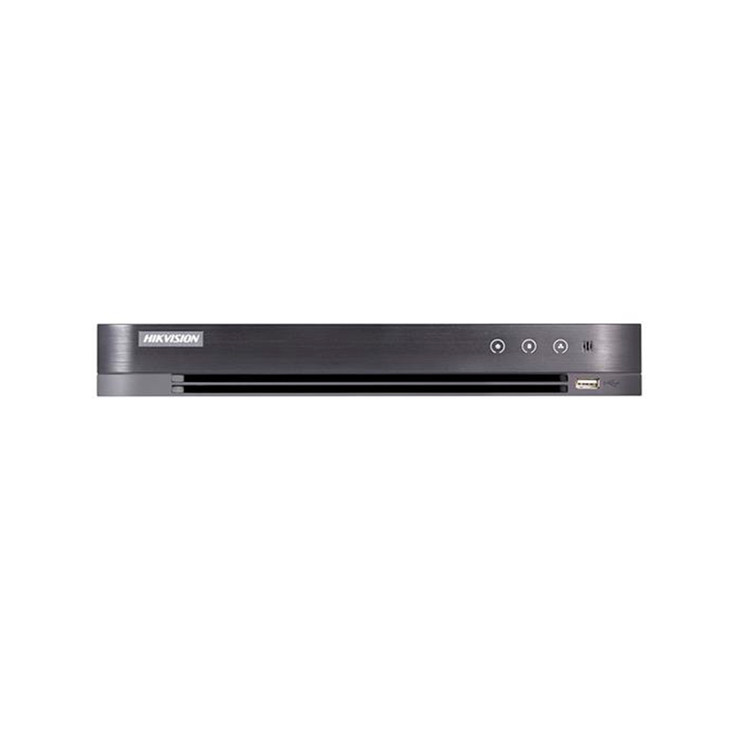 Hikvision DS-7204HUI-K1-1TB 4 Channel H.265+ TurboHD Digital Video Recorder - 1TB HDD Included