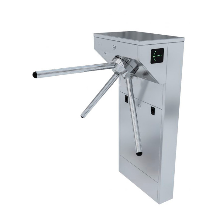 Waist Height Single Leg Turnstile TS-28-E