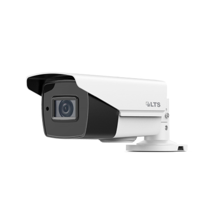 LTS CMHR9683D-ZF 8MP IR 4-in-1 Outdoor Bullet HD-TVI Security Camera
