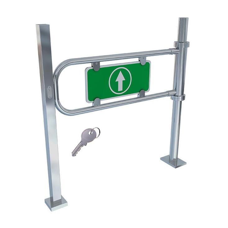 Mechanical Swing Gate Turnstile SWG-11