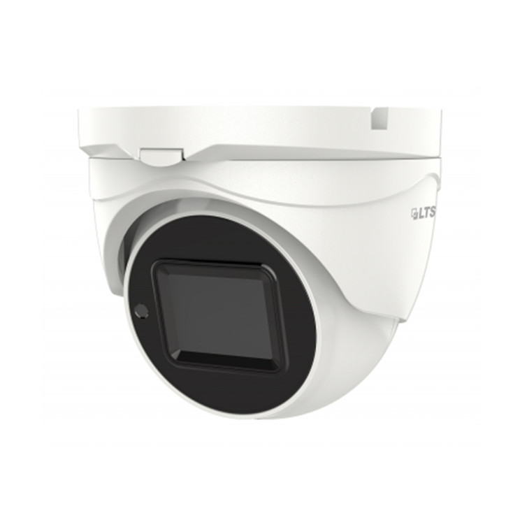 LTS CMHT1983-ZF 8MP IR 4-in-1 Outdoor Turret HD-TVI Security Camera