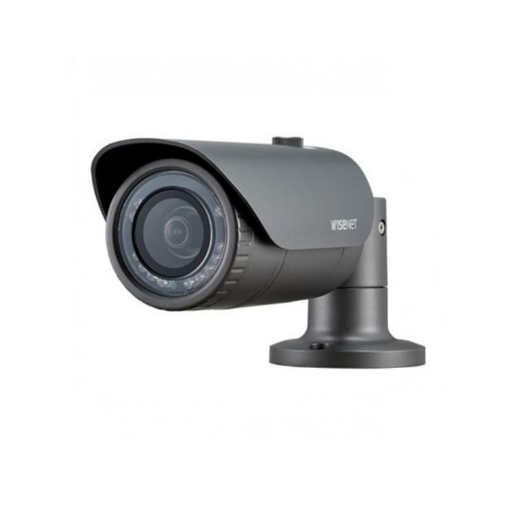 Samsung HCO-7030R 4MP IR Outdoor QHD Bullet CCTV Analog Security Camera