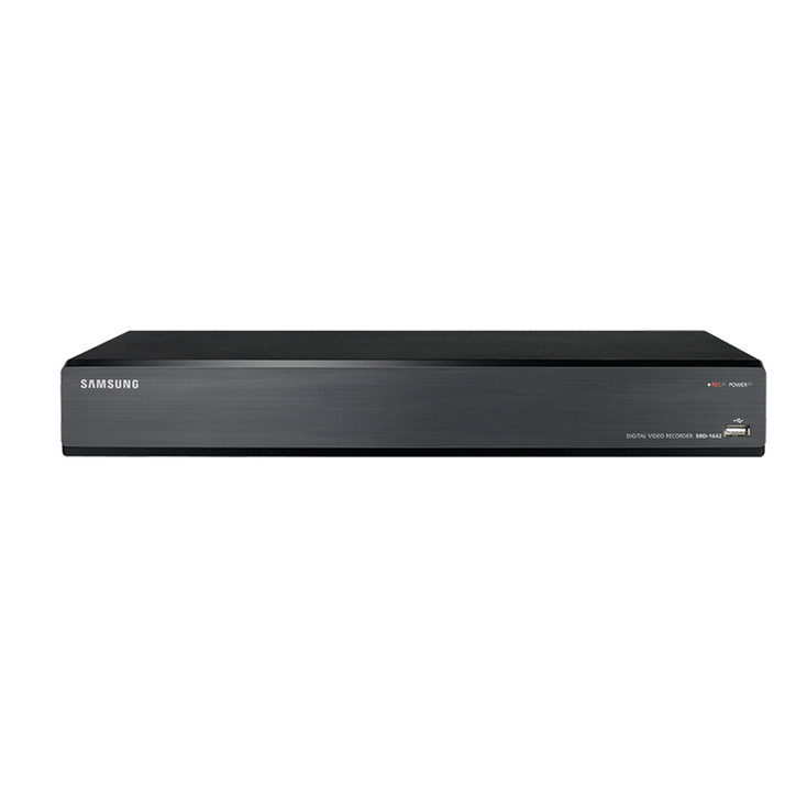 Samsung SRD-1642 16 Channel Digital Video Recorder - No HDD Included