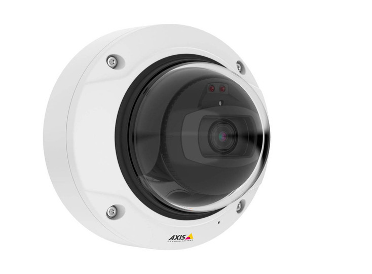 AXIS Q3515-LV 2MP IR Indoor Dome IP Security Camera 01039-001 - 120fps