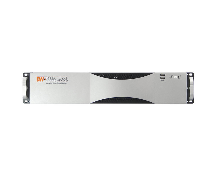 Digital Watchdog DW-BJPR2U24T 4 Channel Network Video Recorder with RAID - 24TB HDD included