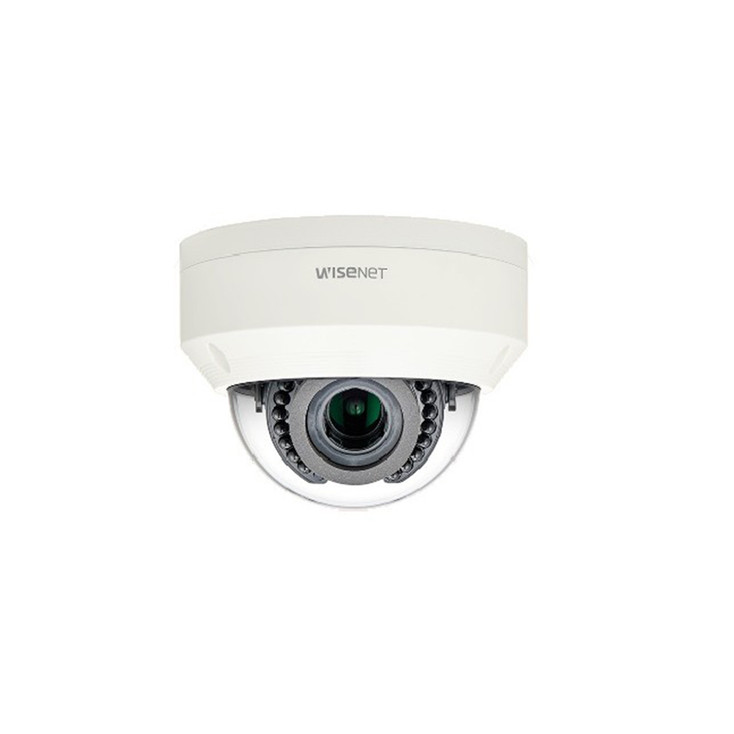 Samsung LNV-6071R 2MP IR Outdoor Dome IP Security Camera