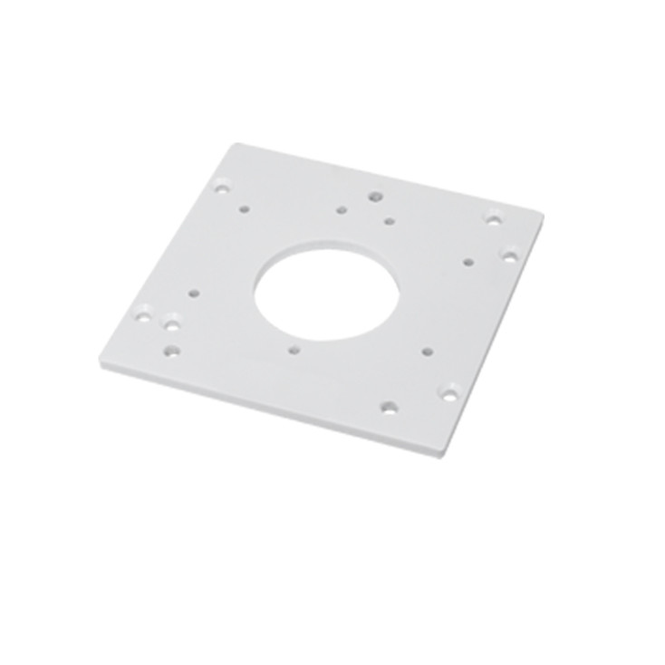 Vivotek AM-523 Square Adapter Plate for 4-inch Electrical Box