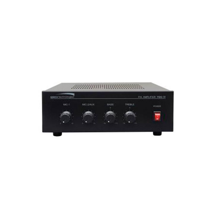 Speco PBM30 30W RMS P.A. Amplifier