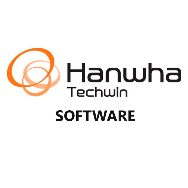 Samsung Hanwha WAVE-PRO-04 4 Channel IP Camera License