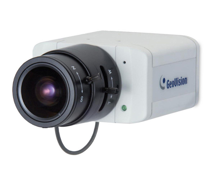Geovision GV-BX5300-8F 5MP Indoor Box IP Security Camera