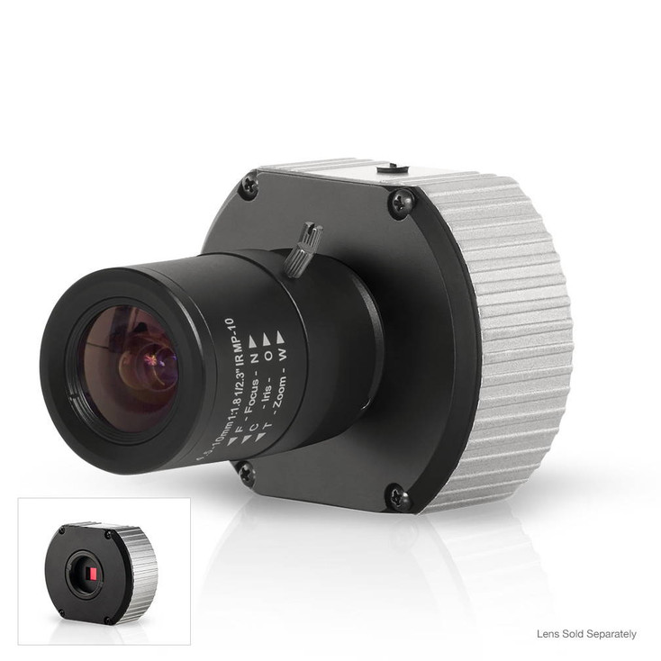 Arecont Vision AV10215DN 10MP Indoor Box IP Security Camera - No Lens included