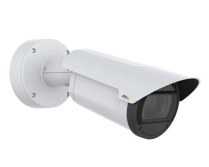 AXIS Q1768-LE 4MP IR Outdoor Bullet IP Security Camera 01162-001 - 32x Optical Zoom