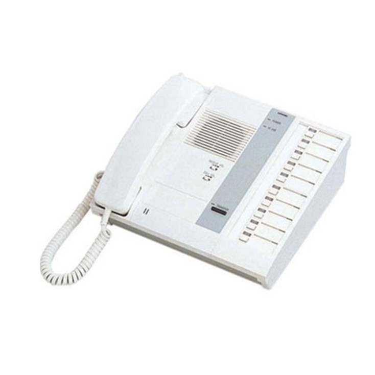 Aiphone TC-10M 10-Call Master Station with Handset