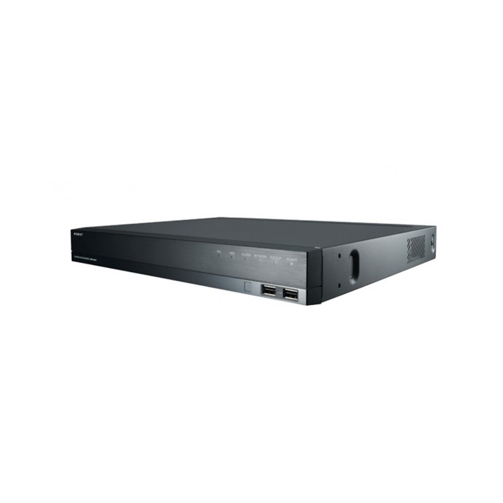 Samsung QRN-1610S-12TB 16 Channel PoE Network Video Recorder - 12TB HDD included