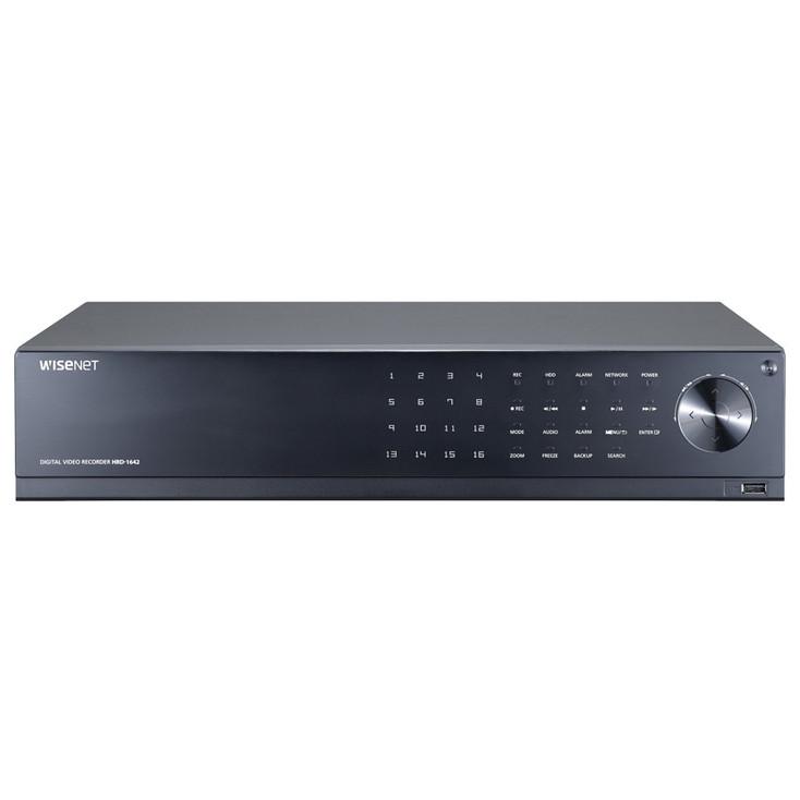 Samsung HRD-1642-16TB 16 Channel Penta-brid Digital Video Recorder - 16TB HDD included