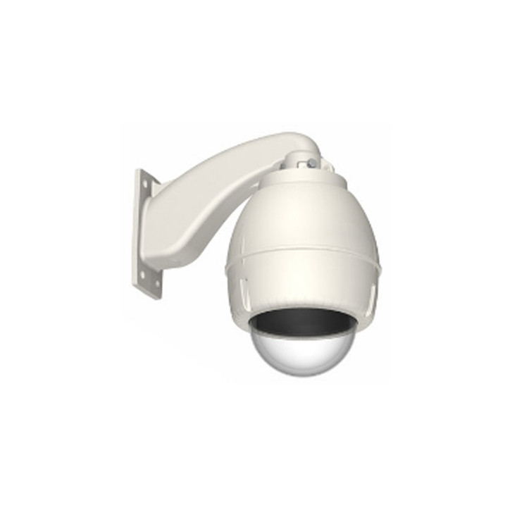 "AXIS 3067V203 5"" Clear Outdoor Wall Mount with Sunshield - Canon A-ODW5C12(OW)"