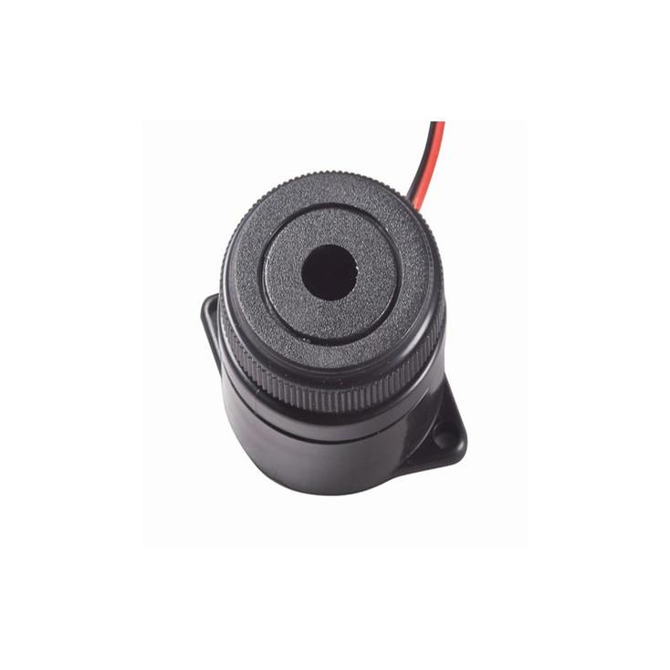 """LTS LTK-PA-100 Piezo buzzer mounts in 3/4"""" hole"""