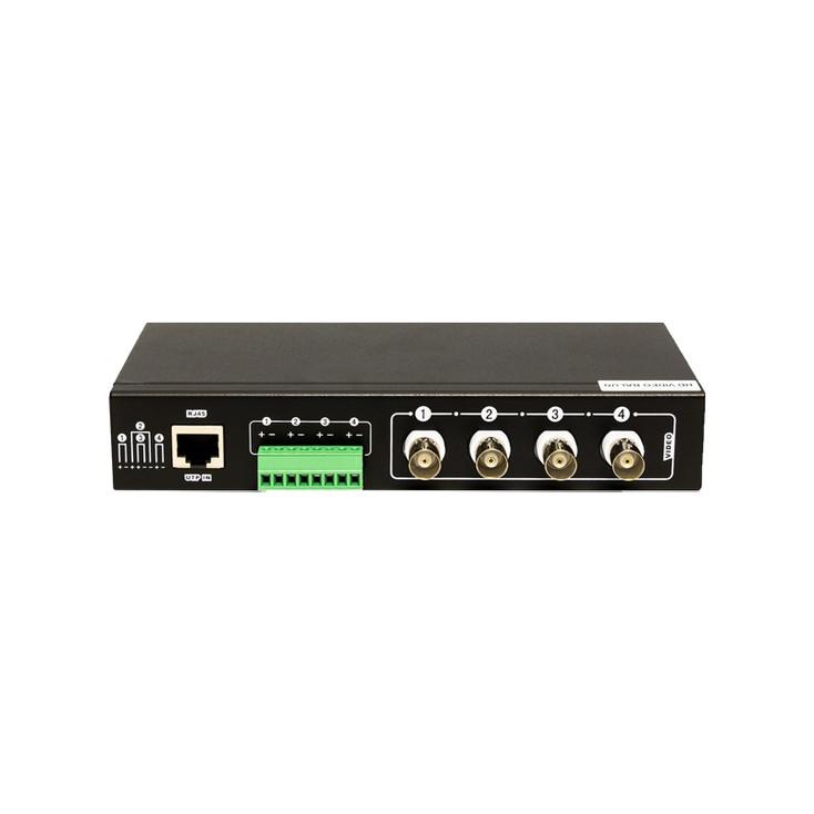 LTS LTAB5004 4 Channel HD Passive Video Balun