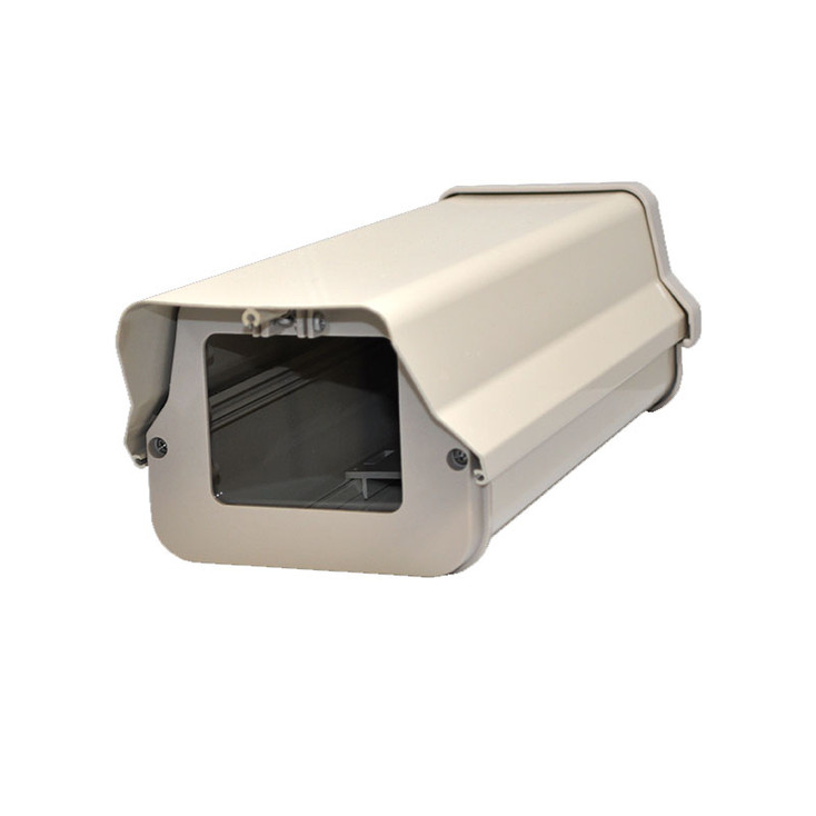LTS LTH805HB Outdoor Back Open Camera Housing - Heat and Fan