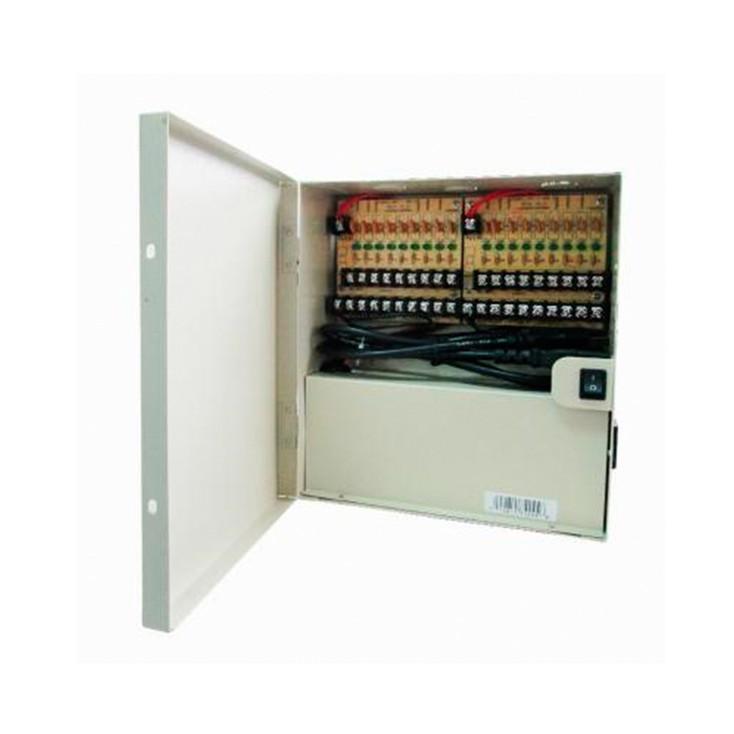 LTS DV-AT1220A-D18P 18-Port Power Box Supply