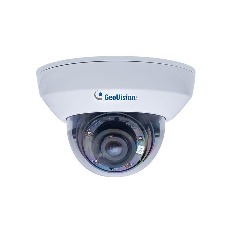 Geovision GV-MFD2700-6F 2MP H.265 IR Indoor Mini Dome IP Security Camera