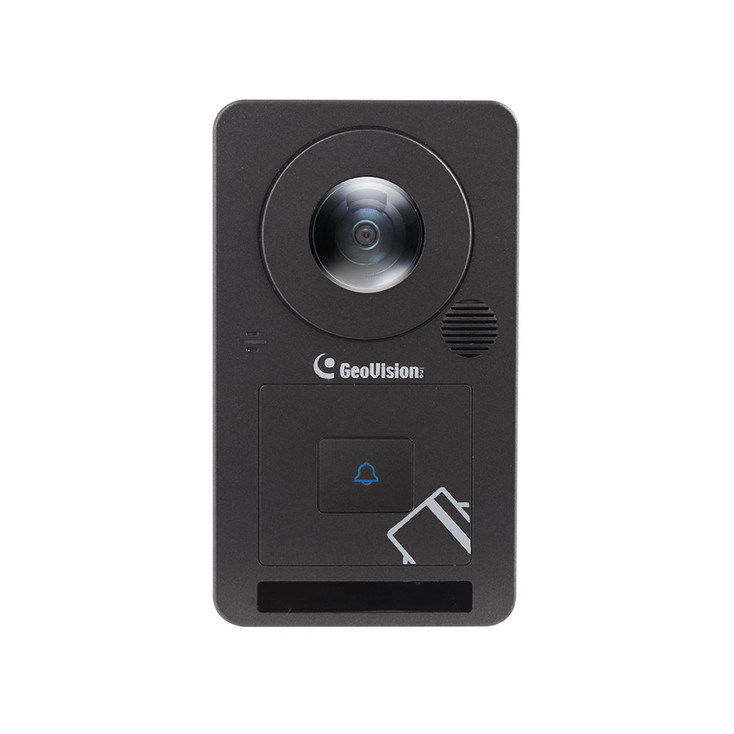 Geovision GV-CR1320  Card Reader with 2MP H.264 IP Camera
